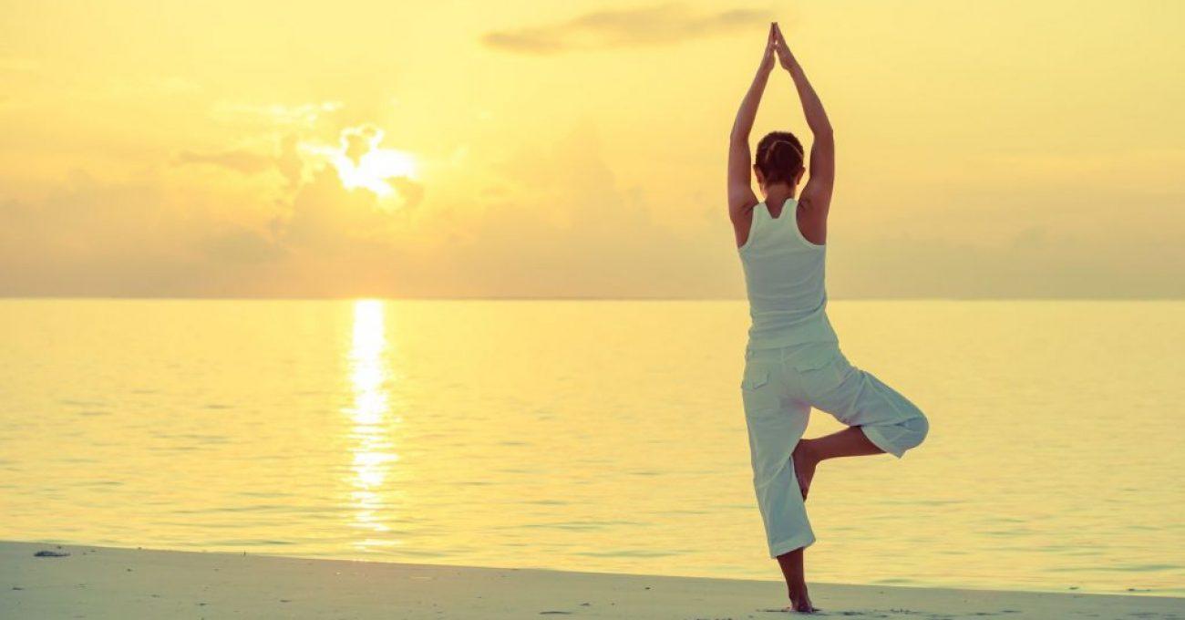 Hormone yoga